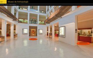 Visita virtual al Museo Nacional de Antropología de Madrid